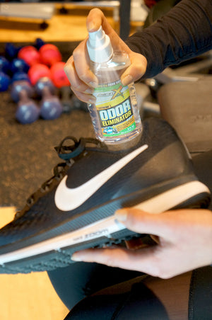 Gets the Funk Out! Sweat X Sport Odor Eliminator Spray 8 oz.