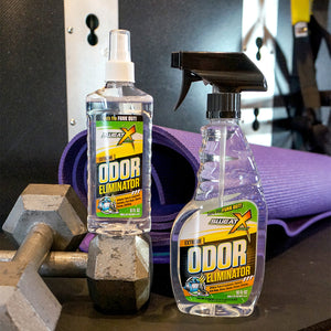 Odor Combo Bundle | Sweat X Extreme Odor Eliminator Spray - 8 oz & 16 oz bottles