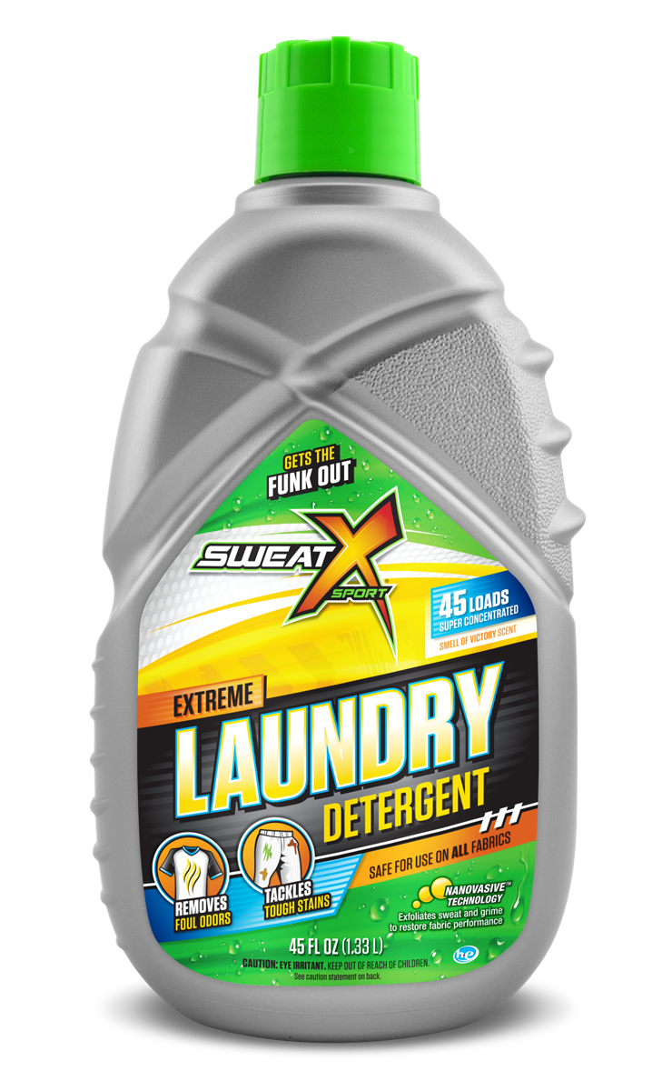 Sweat X Sport Extreme Laundry Detergent