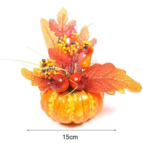 Image of 15cm Pumpkin Table Decor