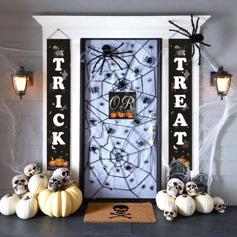 Image of Trick Or Treat Signs