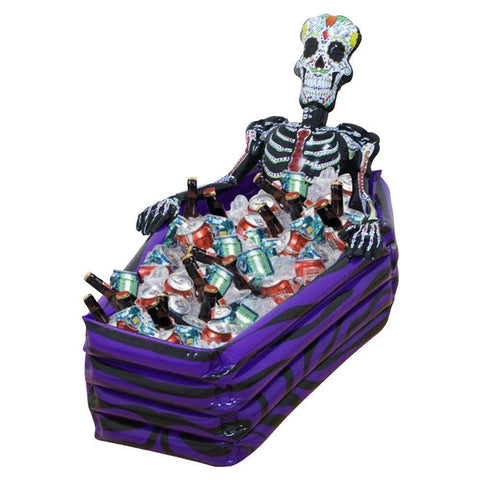 Image of Halloween Inflatable Ice Bucket