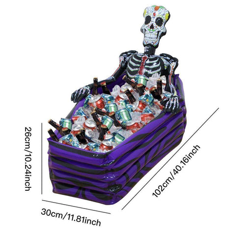 Halloween Inflatable Ice Bucket