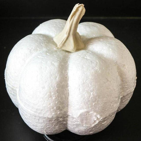 "Image of 5.5"" Rustic Pumpkins"