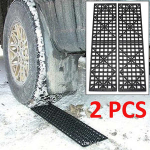 2Pcs Snow Tracks