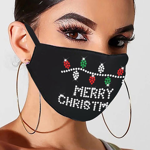 Free Holiday Face Mask (Additional Masks Only $12.99)