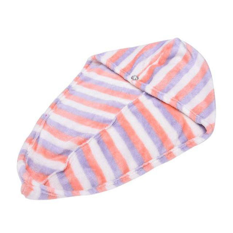 Image of Quick Dry Bath Twist Drying Turban