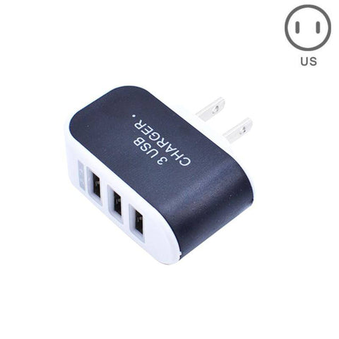 Image of USB Wall Plug Charging Station