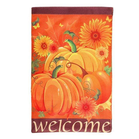 30x45cm Welcome Fall Flags