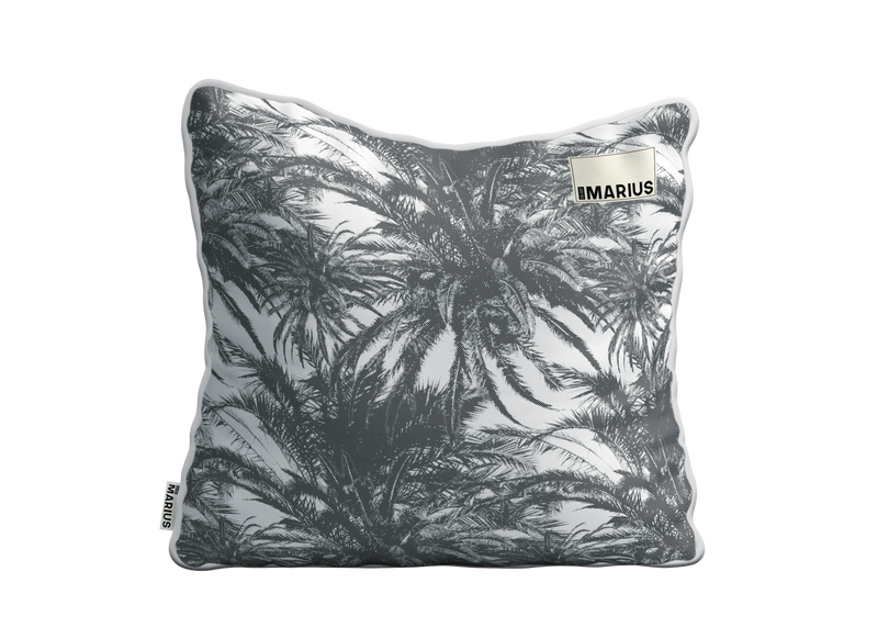 Coussin CANOPÉE LUXE Orage 50x50 cm