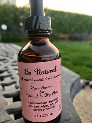 Moisturizing Serum/normal-dry skin - Be Natural Cosmetics