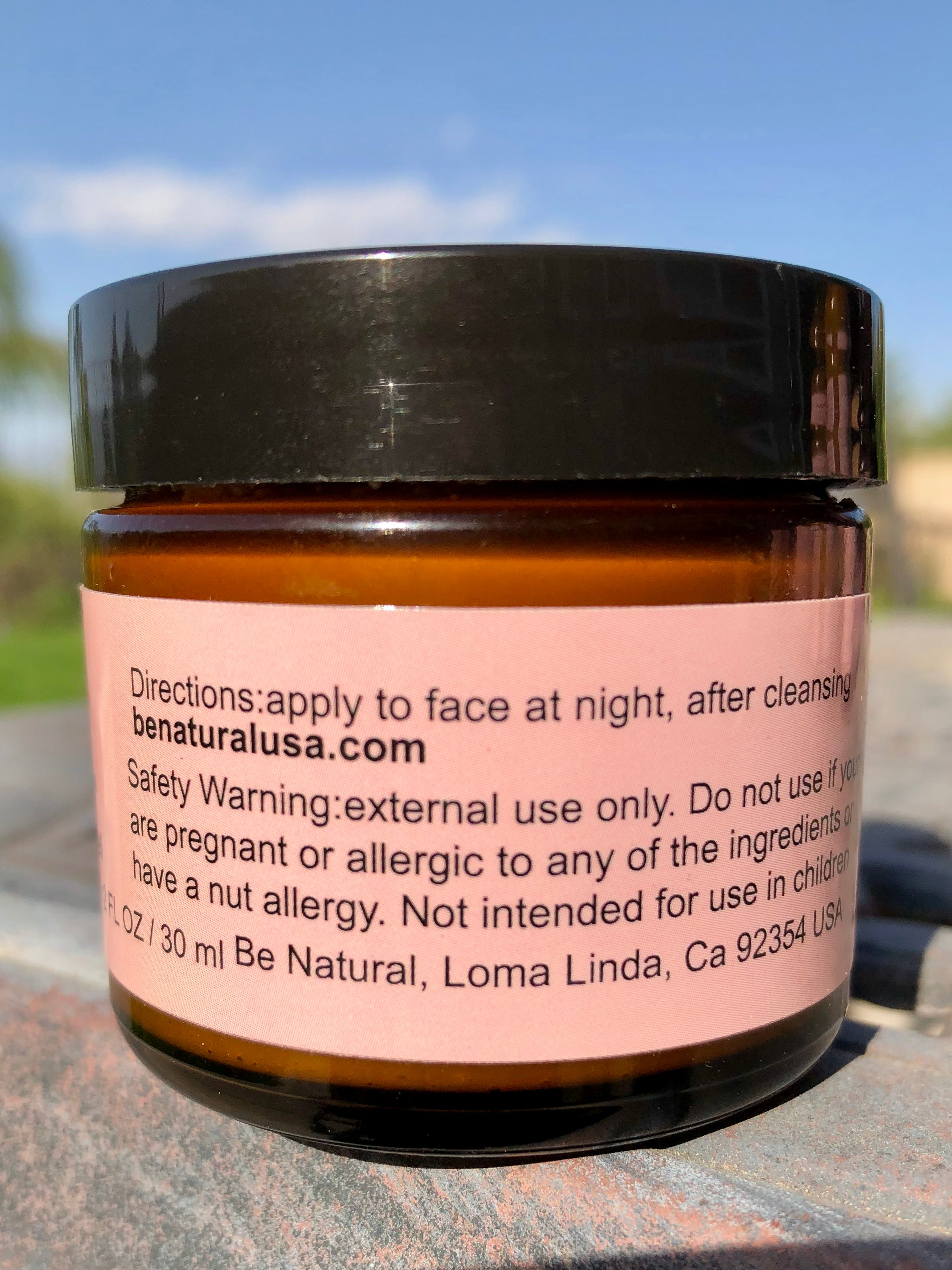 Skin Repair Butter/Normal-Dry Skin - Be Natural Cosmetics
