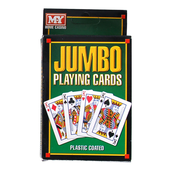 Hoy Jumbo Playing Cards