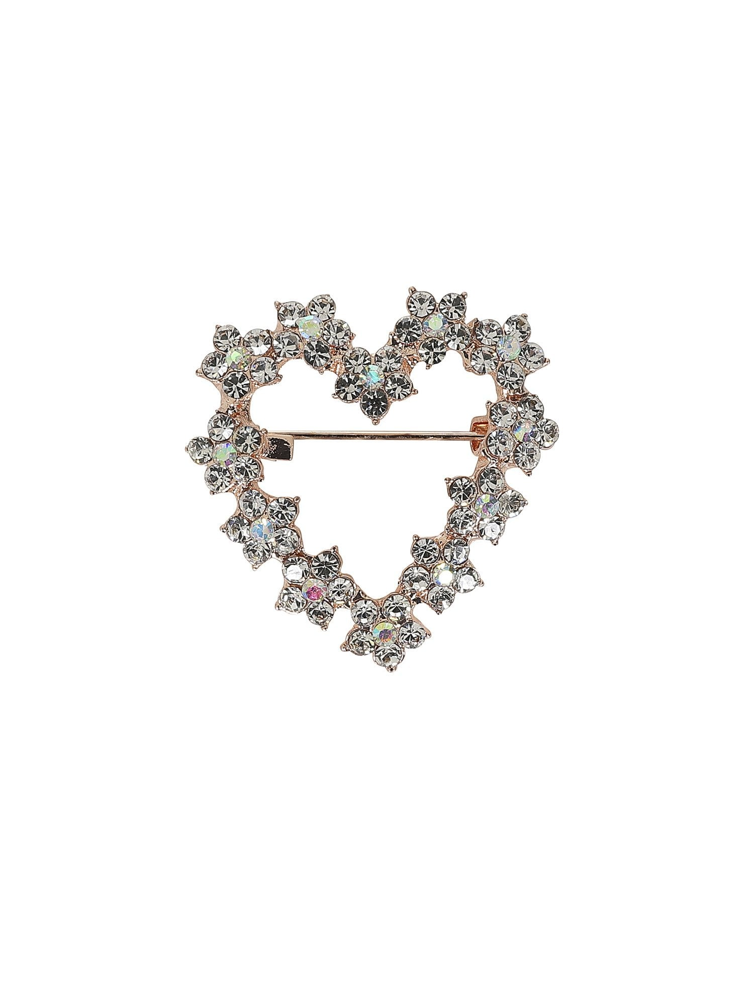 Sweetheart Brooch