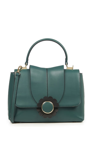 Bellis Bag Green - Bowler Vintage