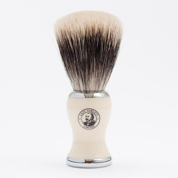 Captain Fawcett Badger Shaving Brush - Bowler Vintage
