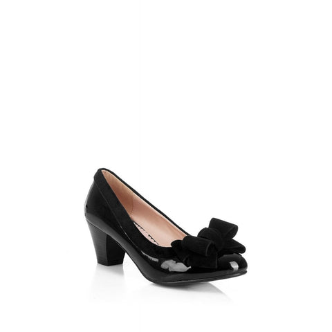 Mara Block Heel Shoe