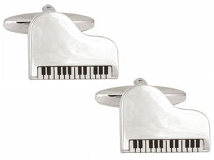 Grand Piano Cufflinks - Bowler Vintage