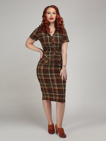 Caterina Mosshill Pencil Dress Was £60 Now £35