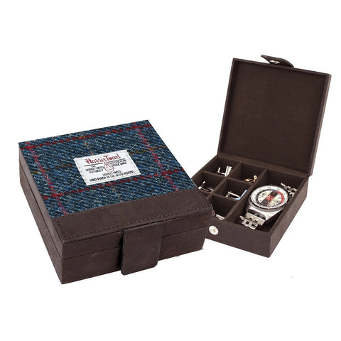 The Allasdale Cufflink Box