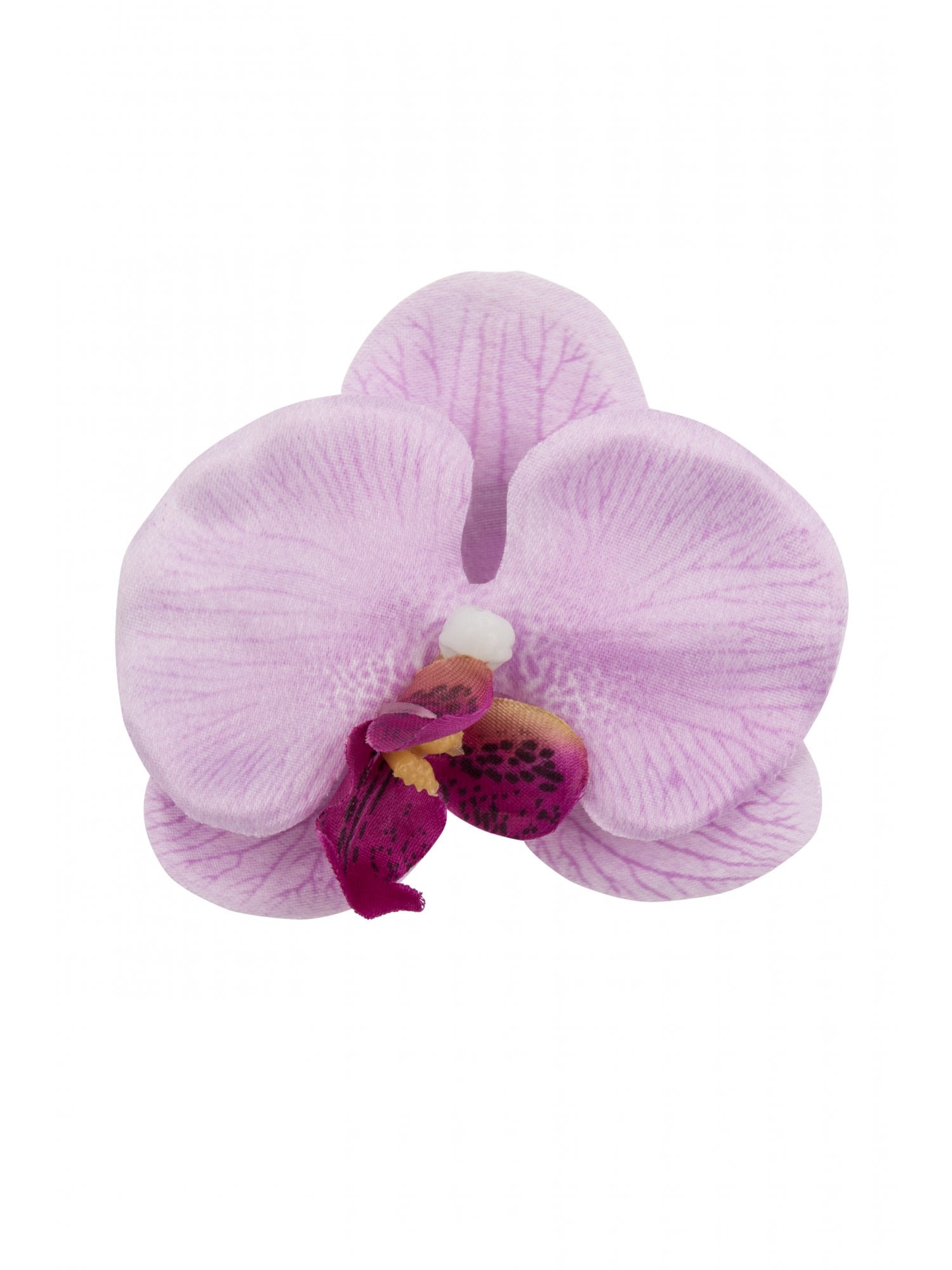 Cute Orchid Hair Flower - Purple - Bowler Vintage