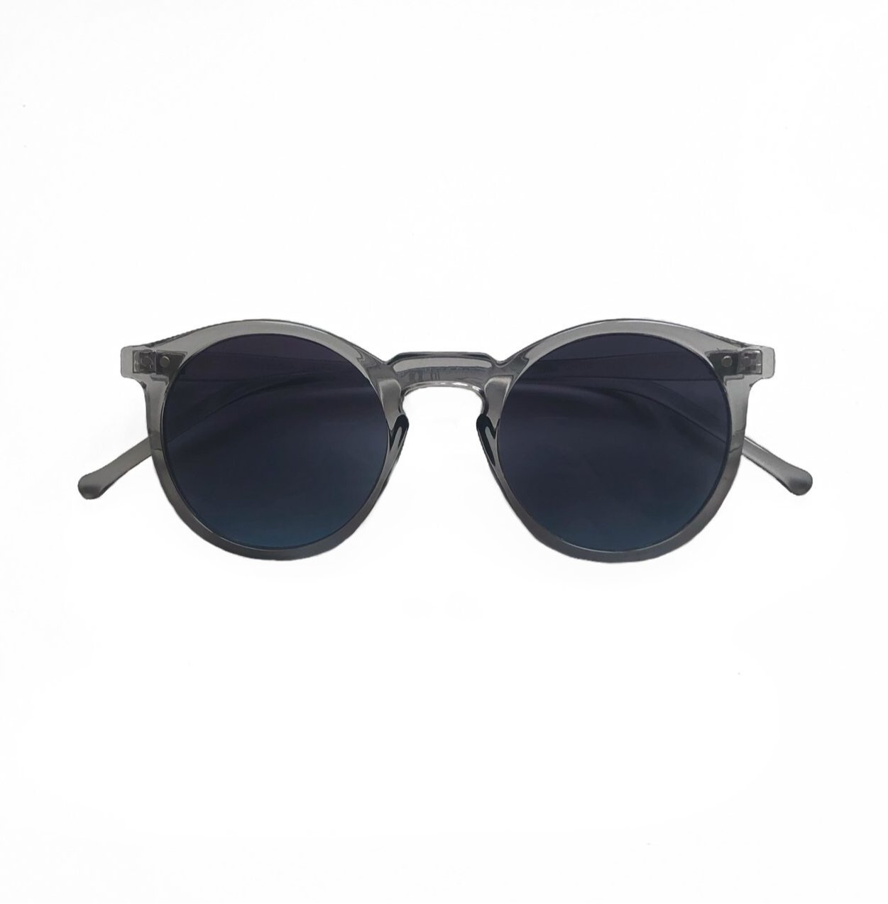 Robin Round Sunglasses - Grey