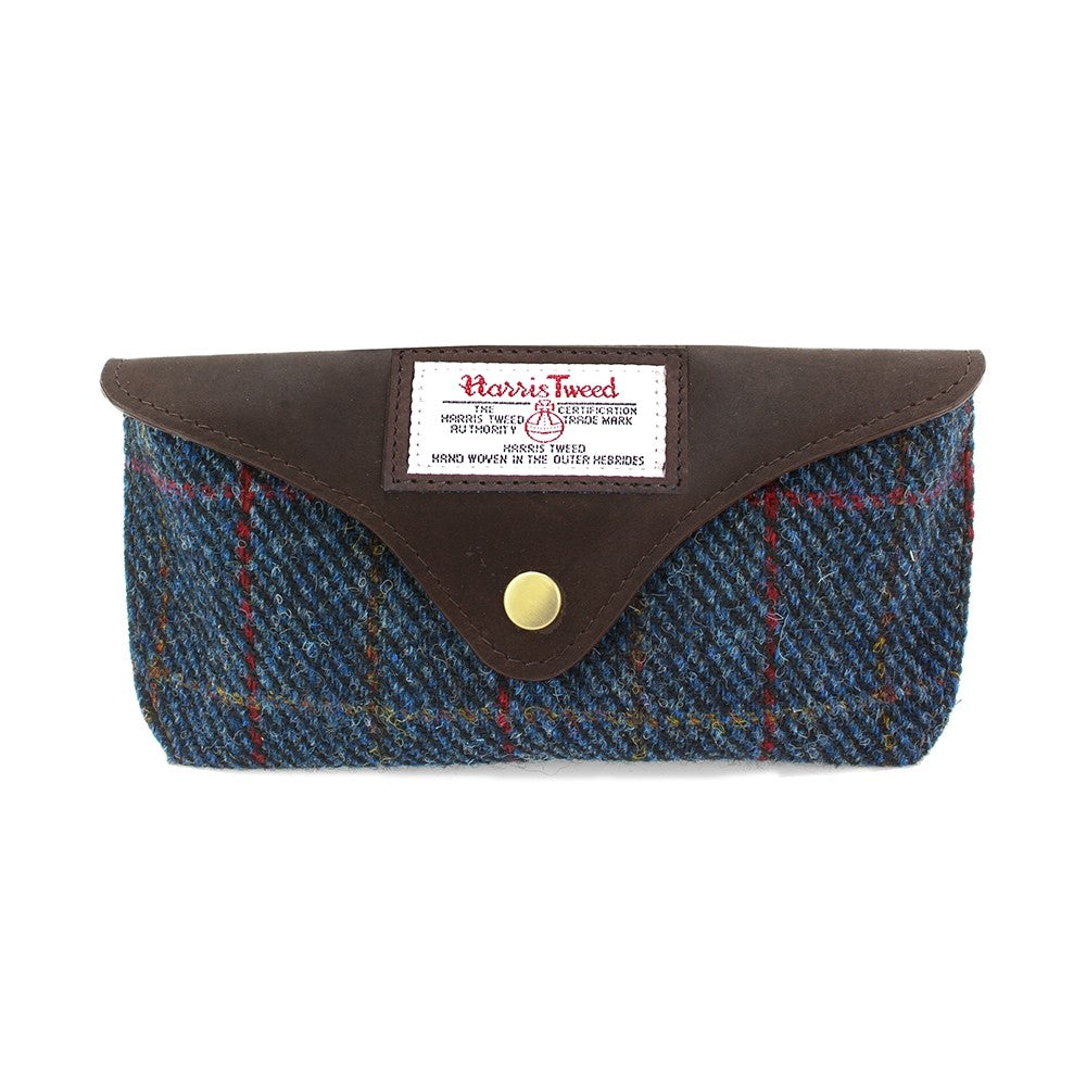 Allasdale Harris Tweed Glasses Case