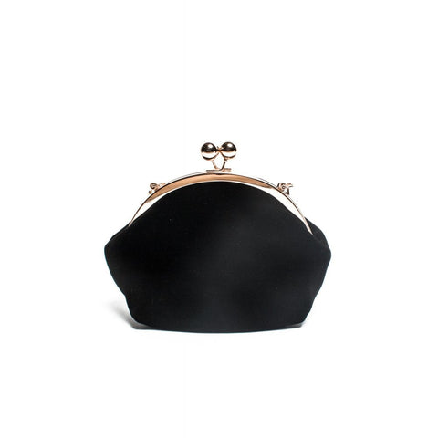 Elegant Evening Bag - Bowler Vintage