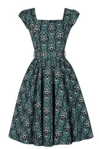 SWING DRESS - BAROQUE