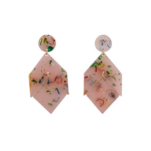 Glitsy Earrings - Bowler Vintage
