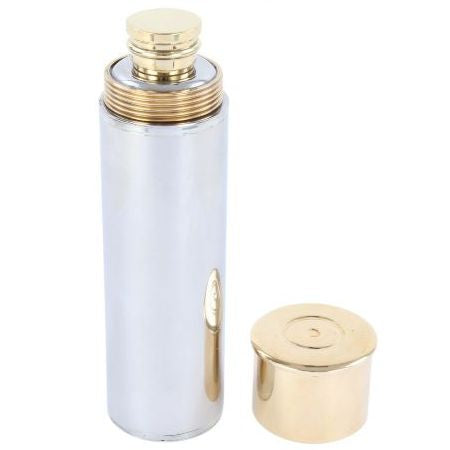 Gun Cartridge Hip Flask - Bowler Vintage