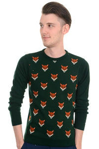 Fox Jumper Was £35 Now £25