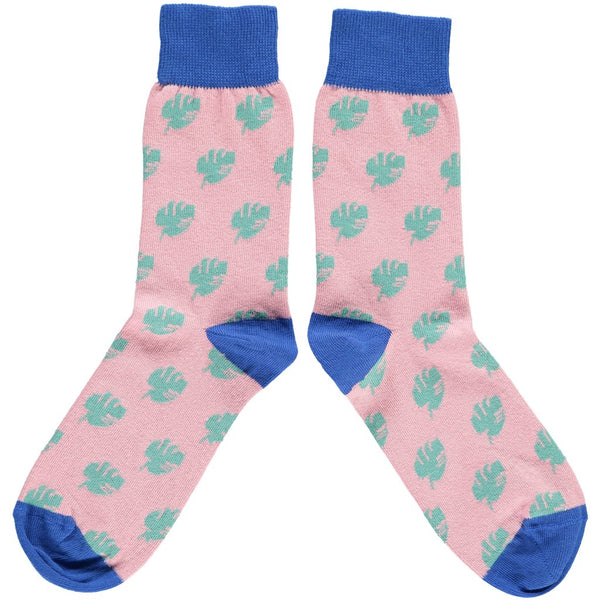 Ladies Novelty Cotton Socks - Bowler Vintage