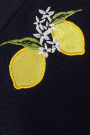 Lemon Cardigan