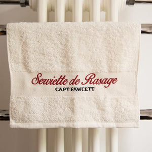Luxurious Hand Towel - Bowler Vintage