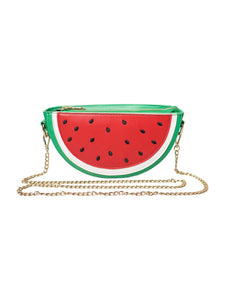 Watermelon Slice Bag - Bowler Vintage