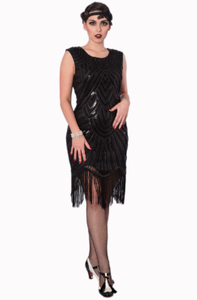 Great Gatsby Dress - Bowler Vintage