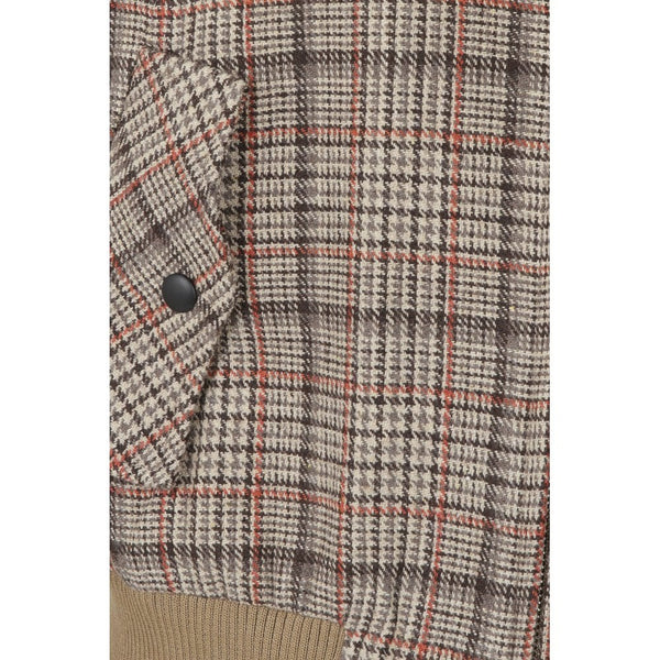 BARRY  1950s CHECK JACKET