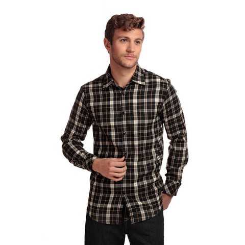 HUNTER 40s CHECK SHIRT