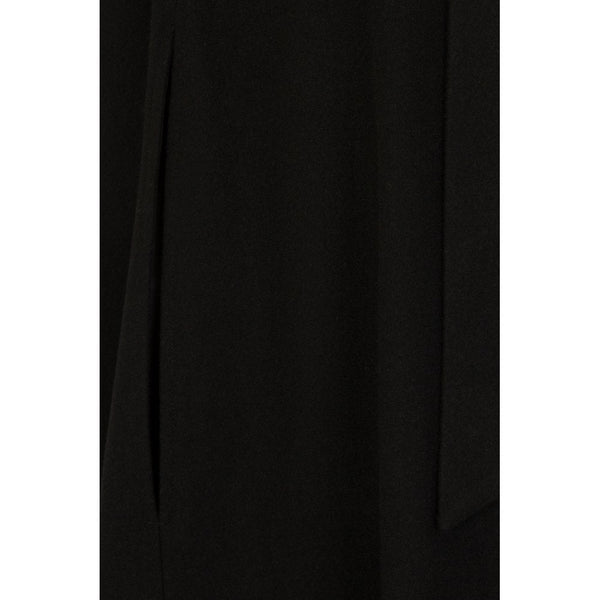 Caroline Cape Coat - Black