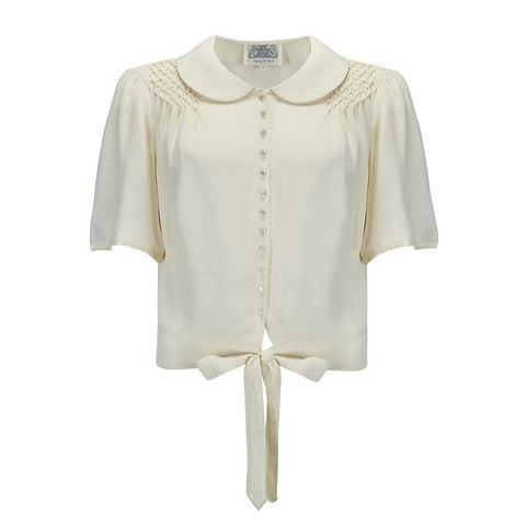 Helen Blouse - Cream