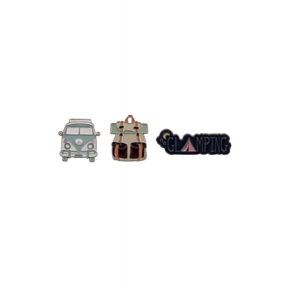 Travellers Pin Set