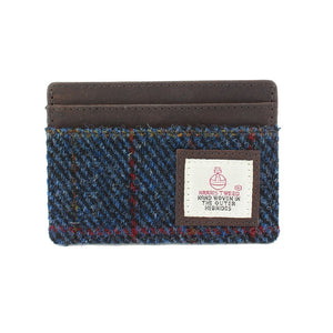 Harris Tweed Allasdale Card Holder