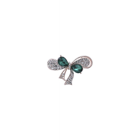 LOVELY BOW BROOCH