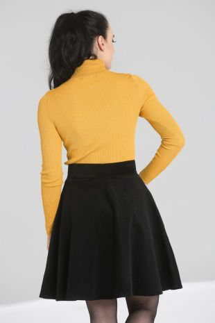 Spiros Jumper - Mustard Was £30 Now £20