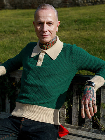 Parker Knitted Jumper