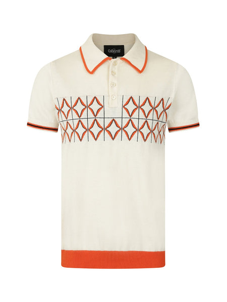 Peru Diamond Polo Shirt