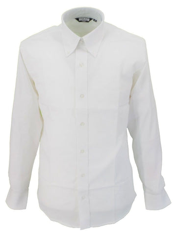 Oxford Shirt Long Sleeved - Bowler Vintage