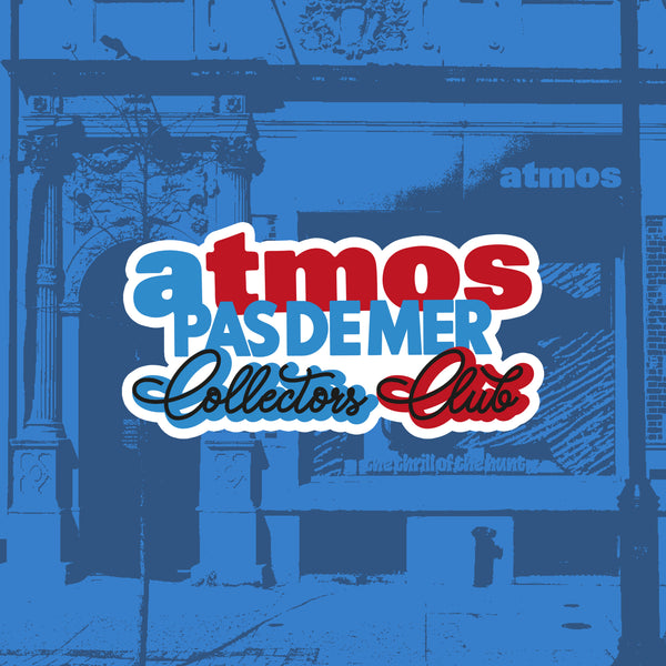 PAS DE MER x ATMOS: A collection for the collector's
