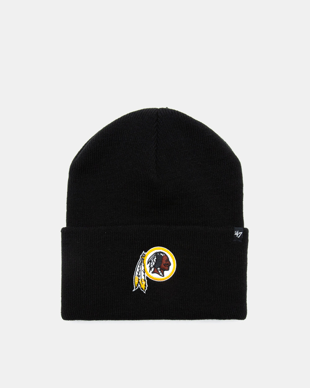 '47 Brand - '47 Brand x Carhartt Washington Redskins Cuff Knit Beanie (Black)